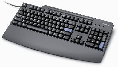 Lenovo Preferred Pro USB Keyboard - Polish USB Nero tastiera