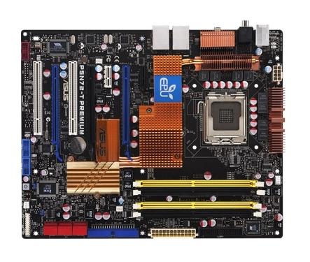 ASUS P5N72-T Premium LGA 775 (Socket T) ATX scheda madre