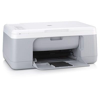 HP DeskJet F2280 4800 x 1200DPI Ad inchiostro A4 7ppm multifunzione