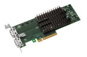 Intel 10 Gigabit CX4 Dual Port Server Adapter 10000Mbit/s scheda di rete e adattatore