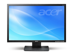 "Acer V243Wbd 24"" Nero monitor piatto per PC"