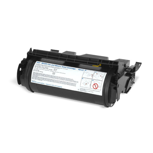 DELL K2885 18000pagine Nero cartuccia toner e laser
