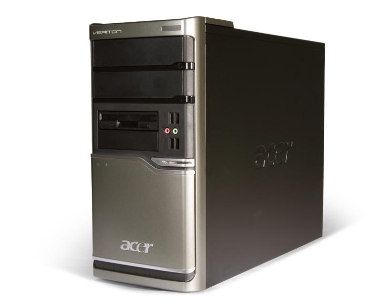 Acer Veriton M460 Core 2 Quad Q6600 2.4GHz Q6600 Torre PC