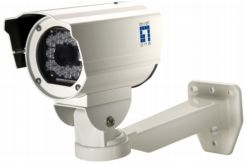 LevelOne IP Network Camera w/ Infrared LEDs