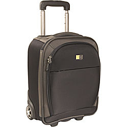 "Case Logic 16"" Lightweight Upright Roller grey/black 16"" Trolley case"