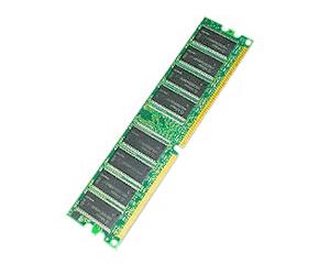 Acer Memory 1024MB 400MHz ECC DDR RAM 1GB DDR 400MHz Data Integrity Check (verifica integrità dati) memoria