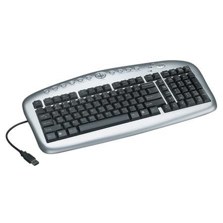 Tripp Lite IN3005KB Multimedia Keyboard USB tastiera
