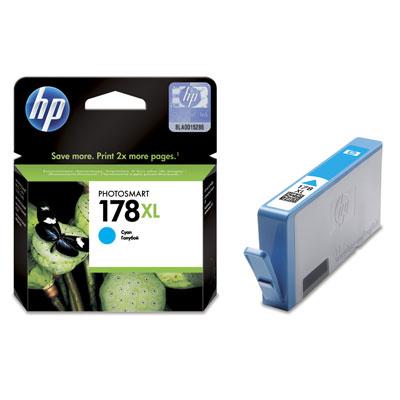 HP 178XL Ciano cartuccia d