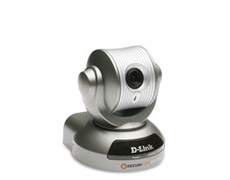 D-Link Pan/Tilt/Zoom PoE Network Camera