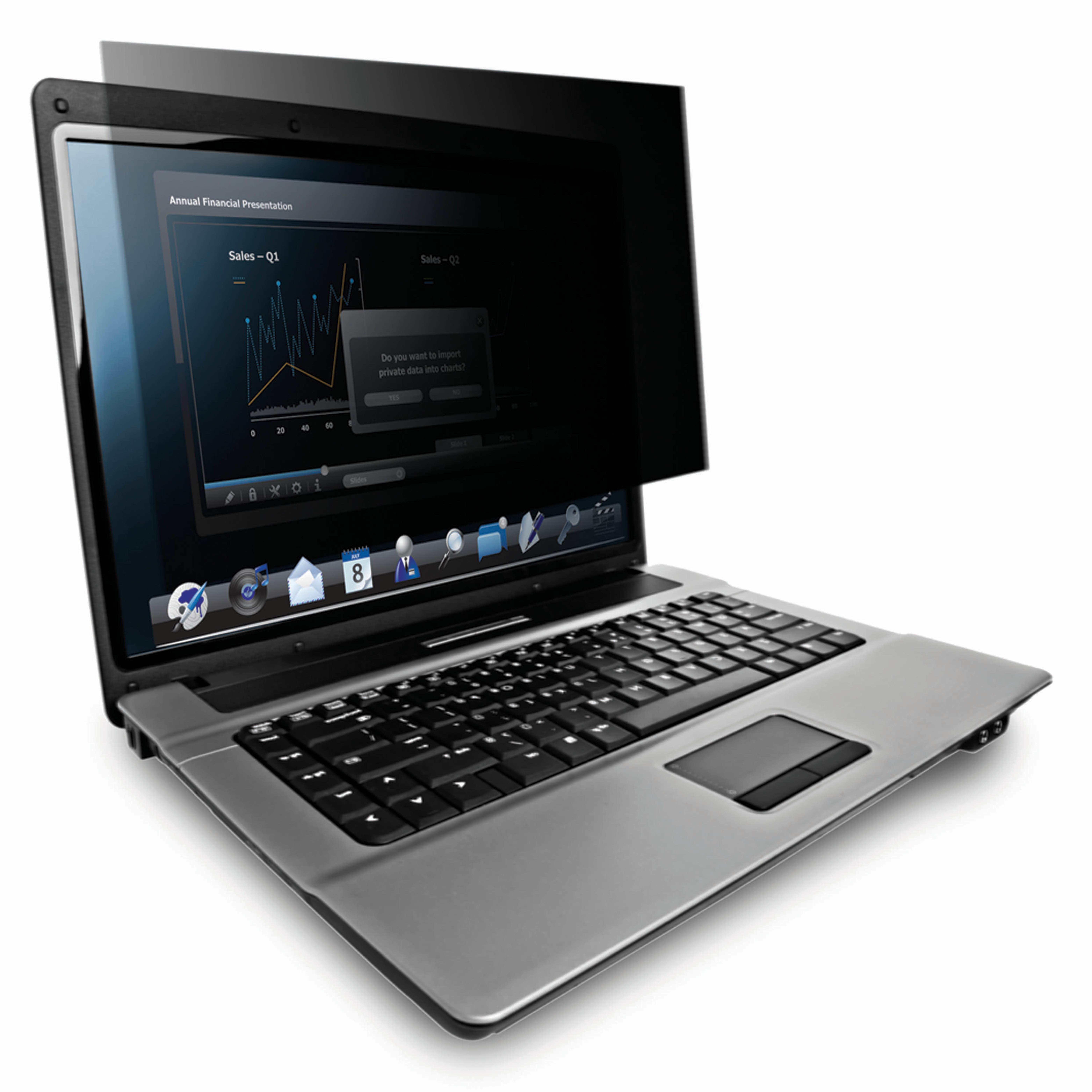"""3M PF17.0W 17"""" Computer portatile"""