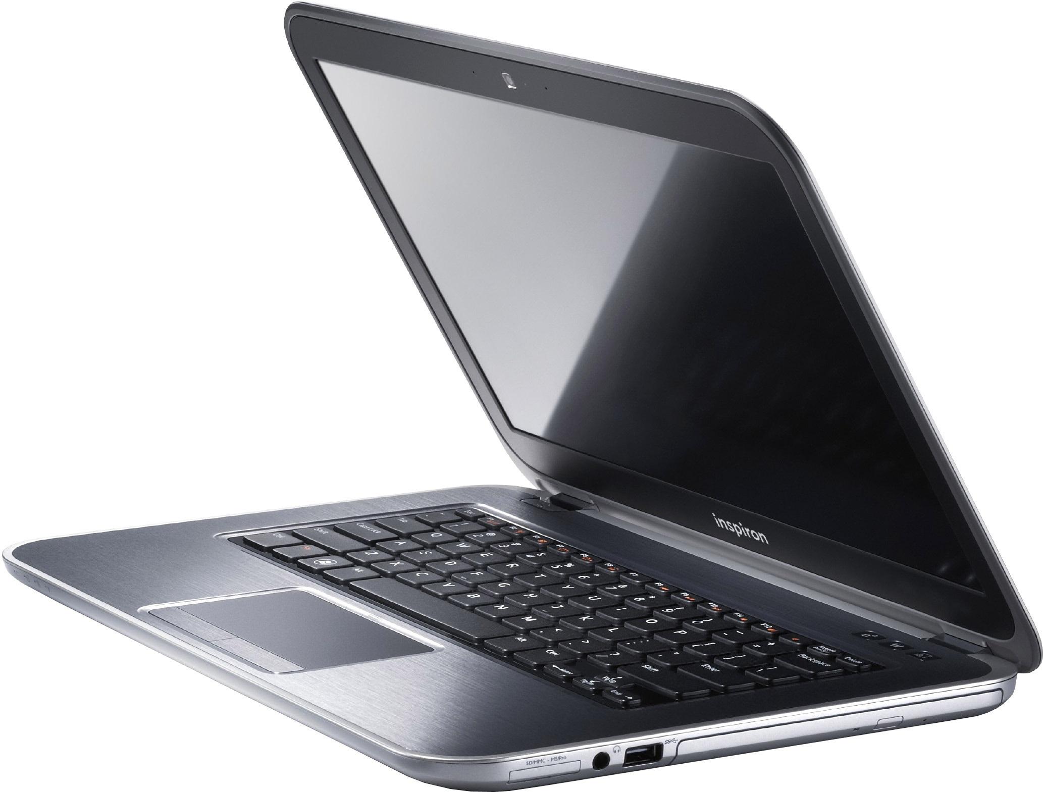 "DELL Inspiron 5423 1.8GHz i3-3217U 14"" 1366 x 768Pixel Argento Computer portatile"