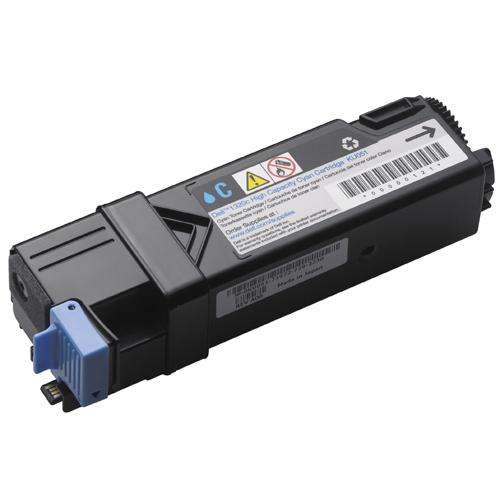 DELL 593-10263 1000pagine Ciano cartuccia toner e laser
