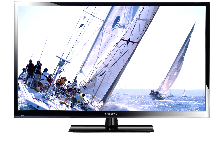 """Samsung PS51E535A3W 51"""" Full HD Nero TV al plasma"""