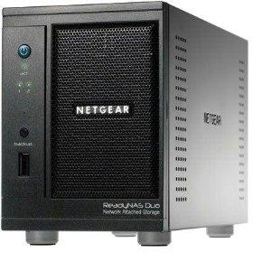 Netgear RND2175-100NAS 750GB Nero disco rigido esterno