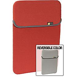 "Case Logic 17"" Reversible MacBook Pro Sleeve 17"" Custodia a tasca Rosso"