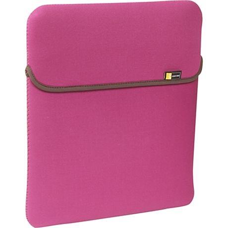 "Case Logic 14.1"" Reversible Laptop Sleeve 14.1"" Custodia a tasca Rosa"