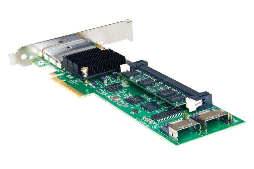 Intel SRCSASJV PCI Express x8 3Gbit/s controller RAID