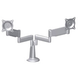 Chief Dual Monitor Height Adjustable Desk Mount