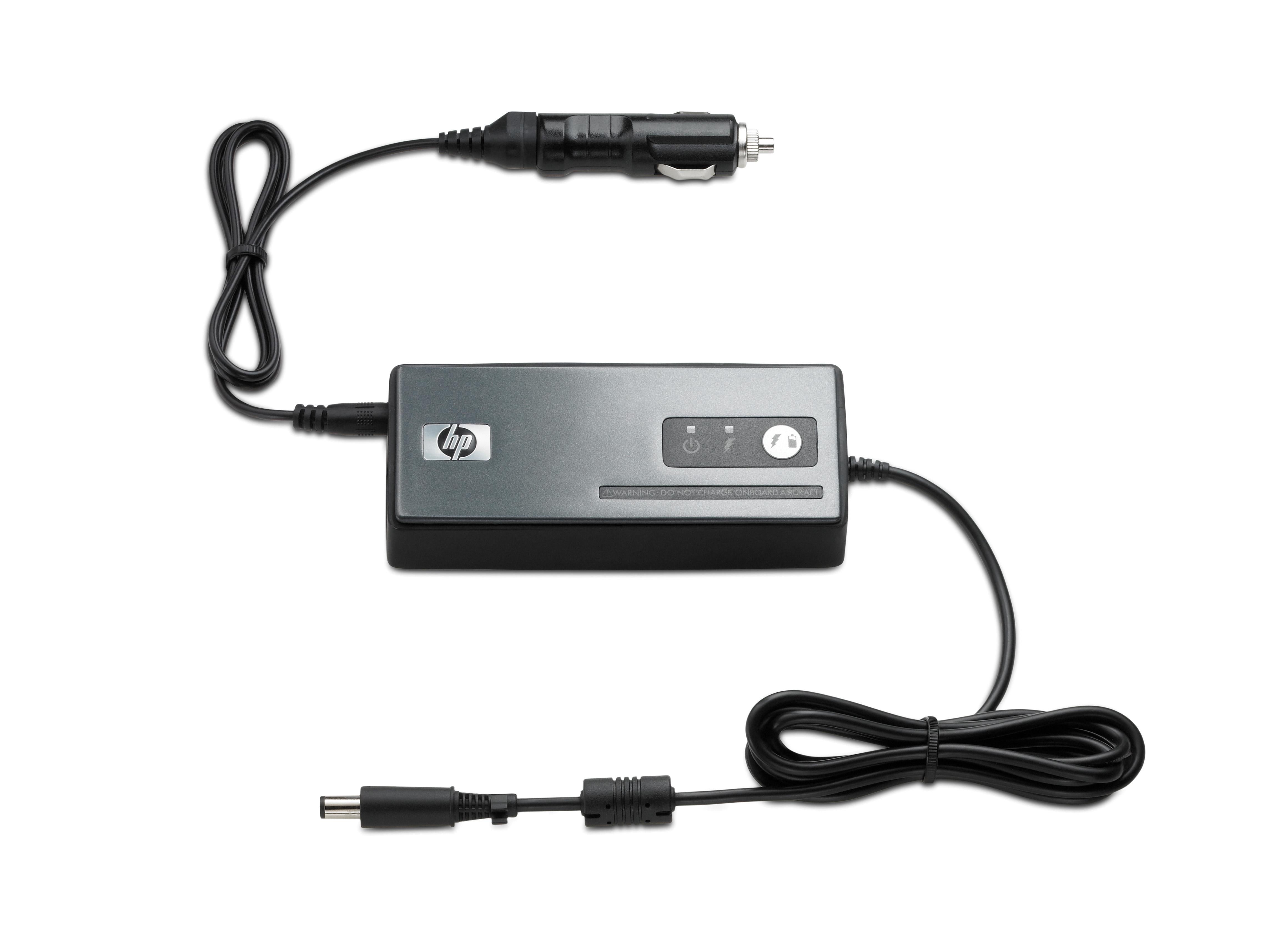 HP 90W Smart AC/Auto/Air Combo Adapter adattatore e invertitore