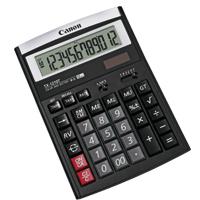 Canon TX-1210T Scrivania Calcolatrice con display Nero