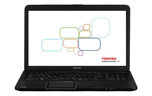 "Toshiba Satellite C870D-115 1.4GHz E1-1200 17.3"" 1600 x 900Pixel Nero Computer portatile"
