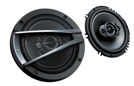 Sony XS-GTX1642 4-vie 350W altoparlante auto