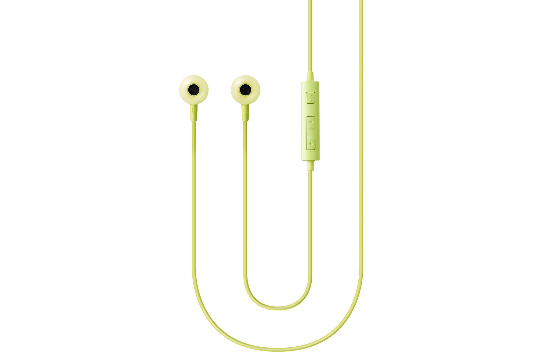 Samsung EO-HS130 Auricolare Stereofonico Cablato Verde auricolare per telefono cellulare