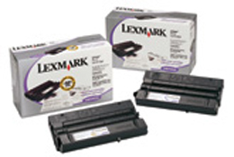 Lexmark Linea Extra Long Life Laser Cartridge for SX Engine Printers Nero