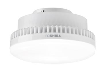 Toshiba LED GX53 6.9W 6.9W GX53 Bianco neutro lampada LED