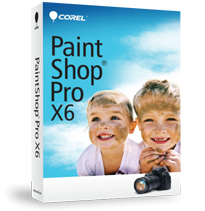 Corel PaintShop Pro X6, NL/FR/IT