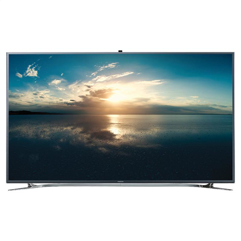 "Samsung UE55F9000SZ 55"" 4K Ultra HD Compatibilità 3D Smart TV Wi-Fi Nero LED TV"