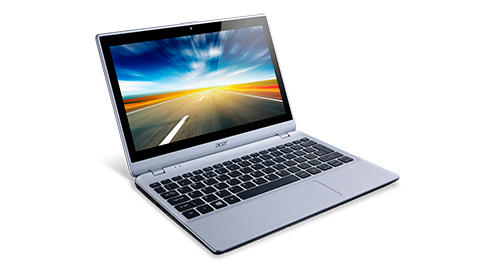 "Acer Aspire 132P-21294G50nss 1.1GHz 2129Y 11.6"" 1366 x 768Pixel Touch screen Argento Computer portatile"