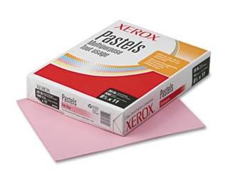 Xerox 3R11052 Letter (215.9×279.4 mm) Rosa carta inkjet