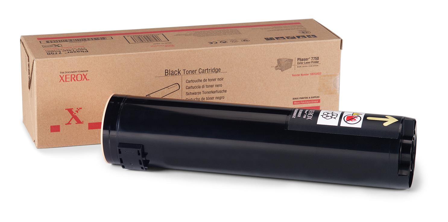 Xerox Phaser 7750,7760,EX7750 Cartuccia toner nero (32.000 pagine*)