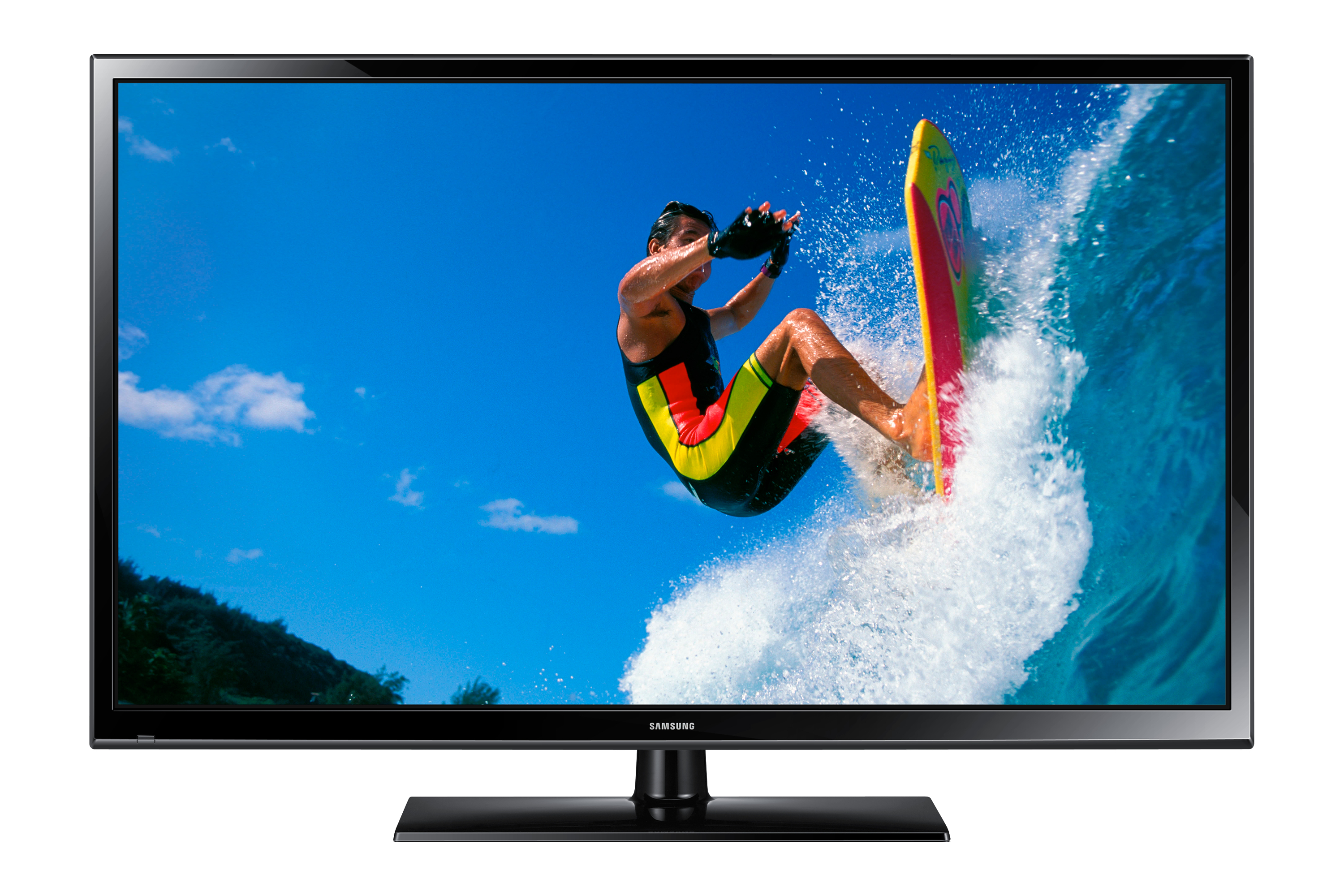 "Samsung PS51F4500AW 51"" Plasma TV 51"" Full HD Nero TV al plasma"