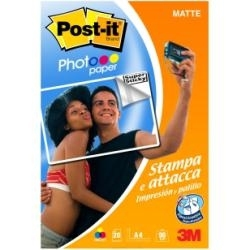 3M Post-it Photo Paper A4 carta fotografica
