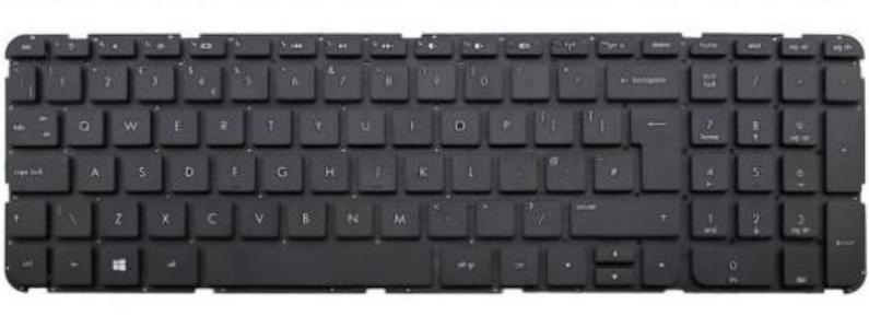 HP 703915-261 Tastiera ricambio per notebook
