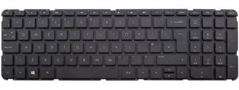 HP 703915-B31 Tastiera ricambio per notebook