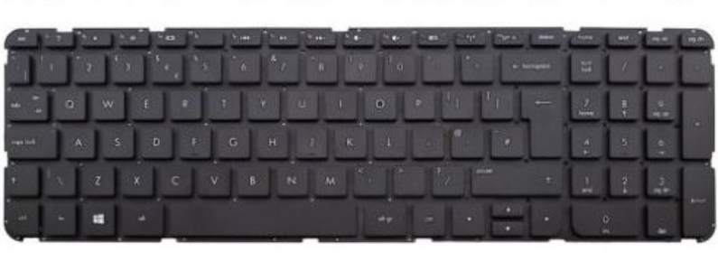 HP 703915-A41 Tastiera ricambio per notebook