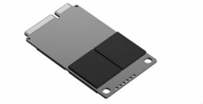 HP 256 GB Internal Solid State Drive - SATA - mSATA - 1 Pack