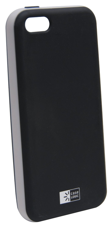 Case Logic CL-NIPH-301 Cover Nero, Argento custodia per cellulare