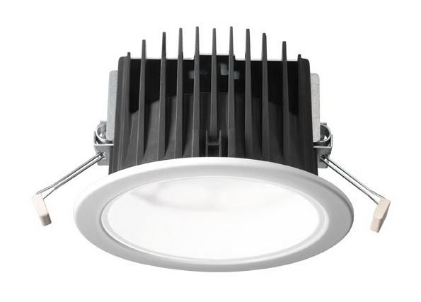Toshiba LEDEUD00026D40 Interno Recessed lighting spot 46W Bianco faretto di illuminazione