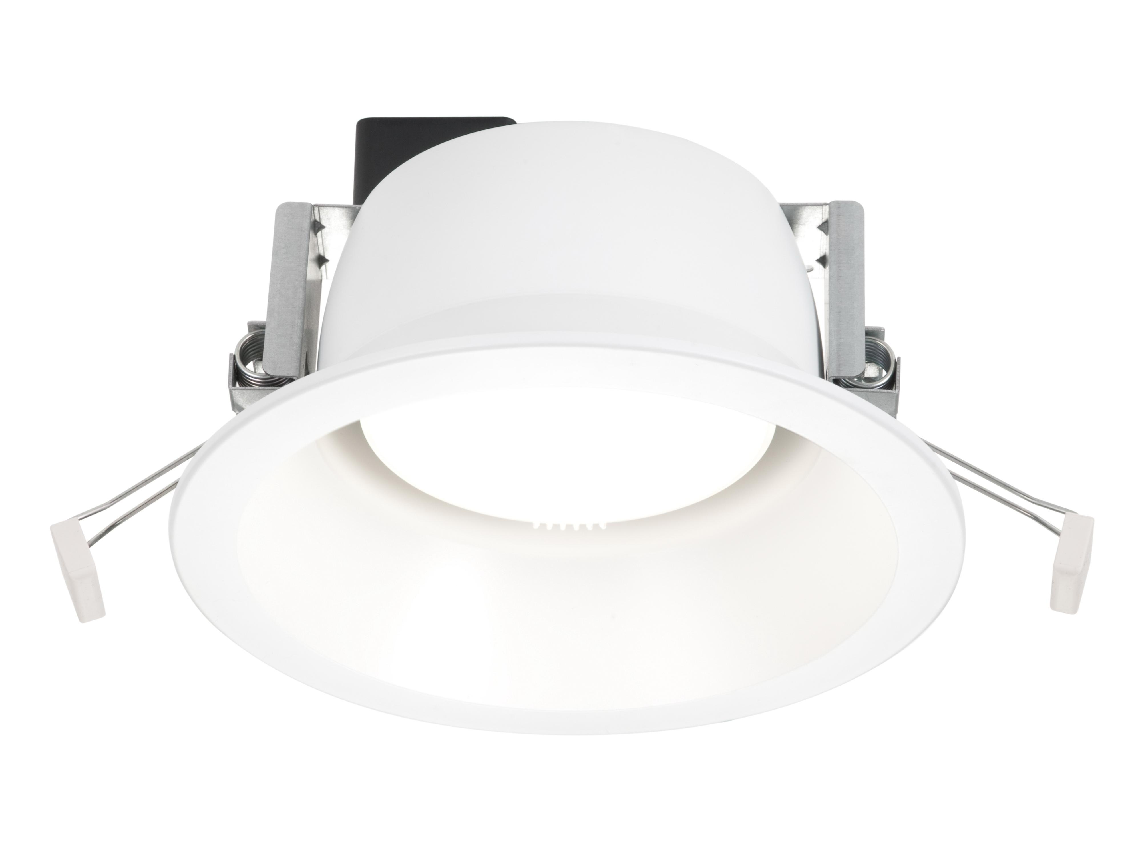 Toshiba LEDEUD00111S27 Interno Recessed lighting spot GX53 6.9W Bianco faretto di illuminazione