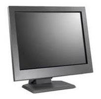 """Toshiba 4820-5LG 15"""" 1024 x 768Pixel Da tavolo Grigio monitor touch screen"""
