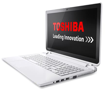 "Toshiba Satellite L50-B-192 1.8GHz i7-4500U 15.6"" 1366 x 768Pixel Bianco Computer portatile"