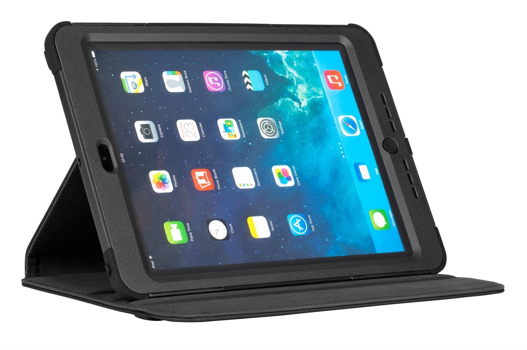 "Targus THD108USZ 9.7"" Custodia a libro Nero custodia per tablet"