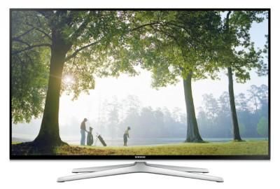 """Samsung UE55H6500SL 55"""" Full HD Compatibilità 3D Smart TV Wi-Fi Nero, Argento LED TV"""