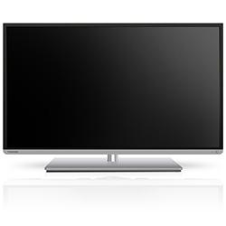 "Toshiba 48T5435DG 48"" Full HD Compatibilità 3D Smart TV Wi-Fi Argento LED TV"