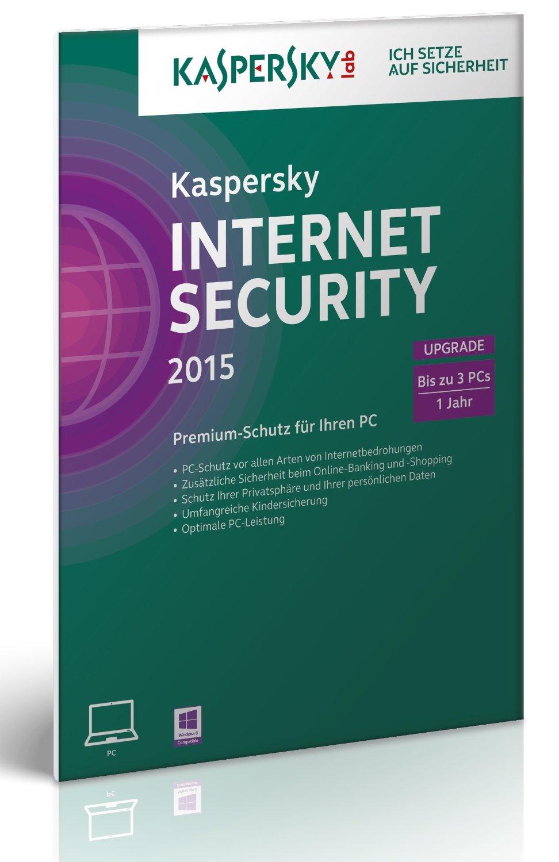 Kaspersky Lab Anti-Virus 2015, UPG Full license 1utente(i) 1anno/i Tedesca