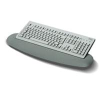 """Fujitsu KEYBOARD KBPC USB """"""""RUS L"""""""" LB USB QWERTY Russo tastiera"""